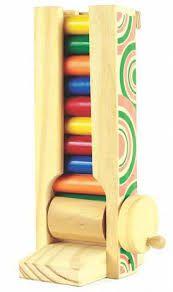 Brinquedo - Manivela Maluca