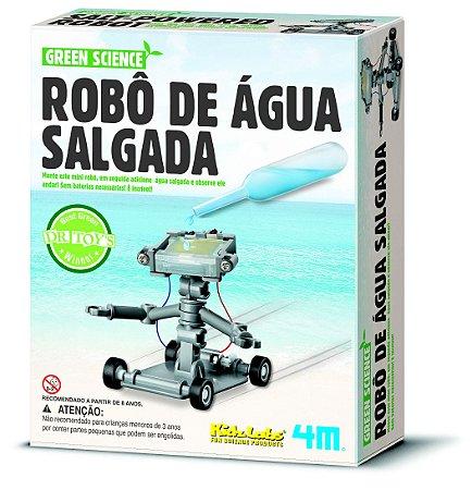 Robô de Água Salgada