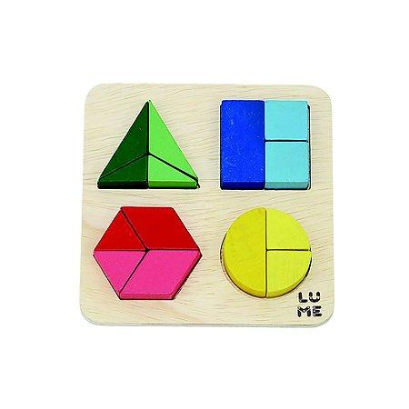 Brinquedo Educativo Formas Geométricas - Forma as Formas