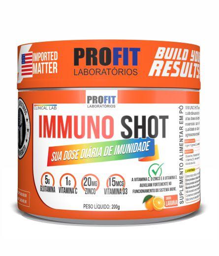 Immuno Shot 200 G - Profit (laranja)