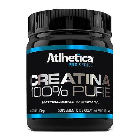 CREATINA PRO SERIES (100G) ATLHETICA NUTRITION