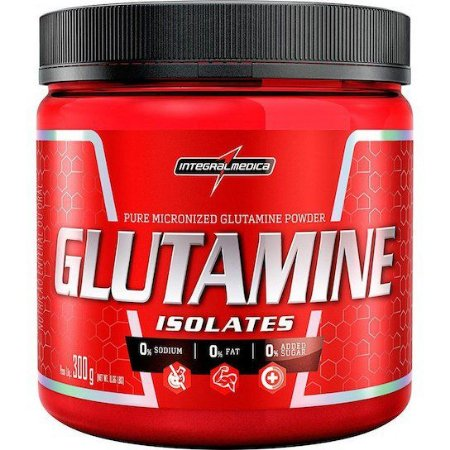 Glutamine  IntegralMédica 300g - Body Size