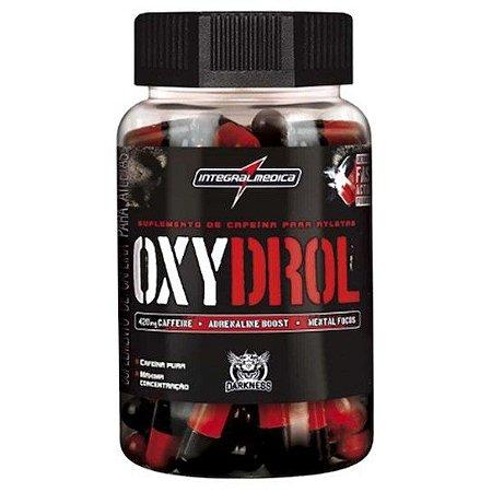 Termogênico Oxydrol 120 Cáps Darkness - Integralmédica