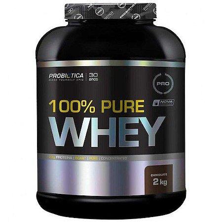 100% Pure Whey 2kg - Probiótica