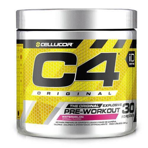 C4 Original - Pre Workout - Cellucor - 90g - 30 Porções
