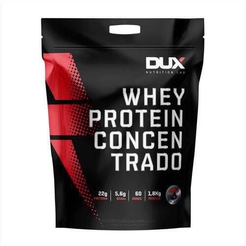 Whey Protein Concentrado - 1800g - Dux Nutrition Labs - Sabo