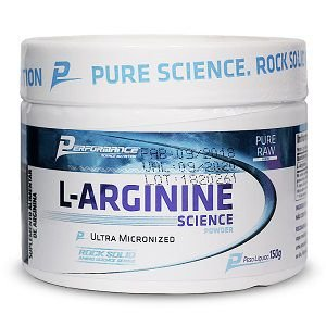 L-Arginine (150g) - Performance Nutrition VC.09/2020
