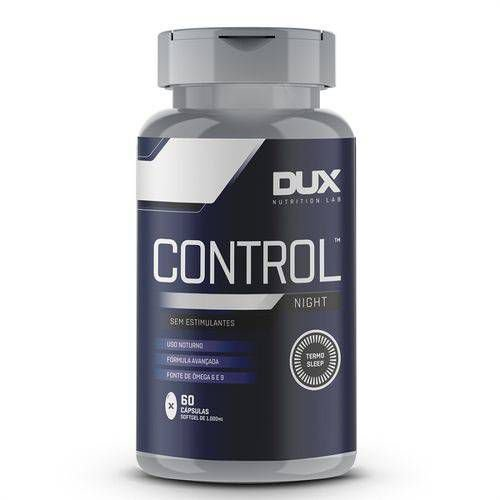 Burn Control Night Pote 60 capsulas - Dux Nutrition