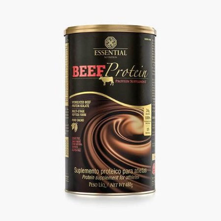 BEEF PROTEIN CACAO 480g   15 doses Essential