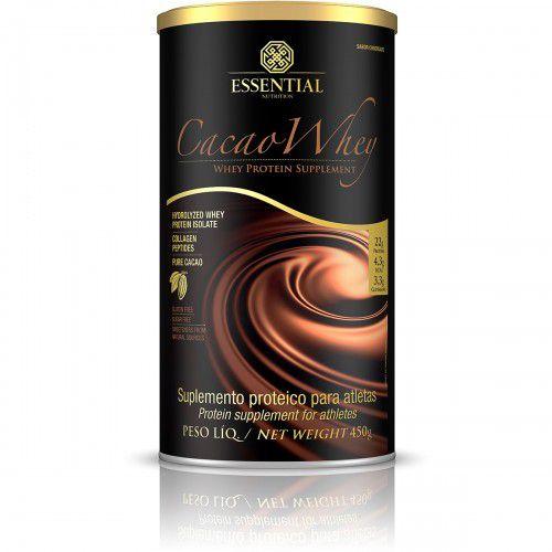 Cacao Whey - 450g - Essential Nutririon