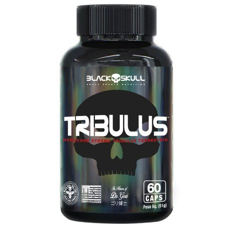 Tribulus 60 caps Black skull