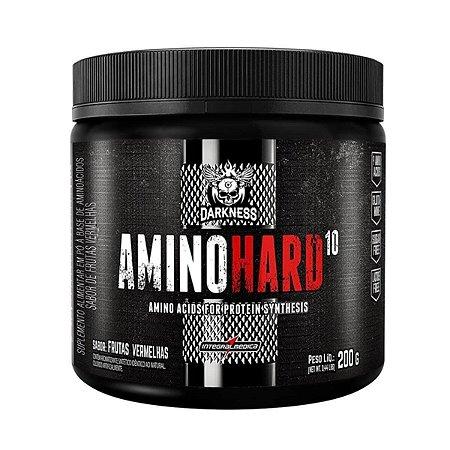 Amino Hard 10 Com 200G - Integralmédica
