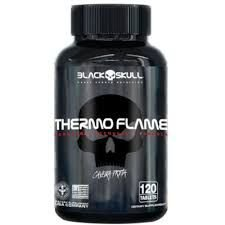 Thermo Flame - 120 Tablets - Black Skull,