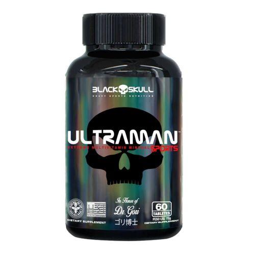Ultraman Multivitamínico 60 tabs - Black Skull