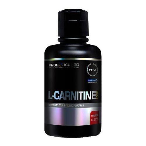 L Carnitina 2000 400ml - Probiótica