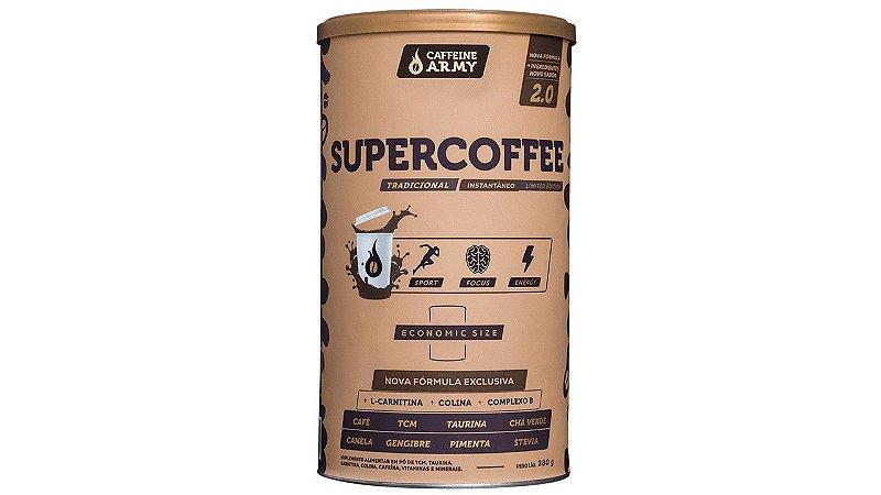 SUPERCOFFEE 2.0 ECONOMIC SIZE 380G CAFFEINEARMY