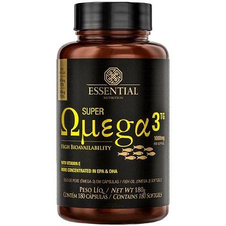 Super Omega 3 (180 Cápsulas) - Essential