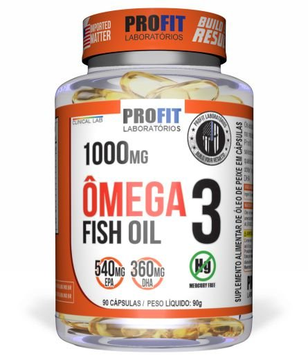 ÔMEGA 3 FISH OIL