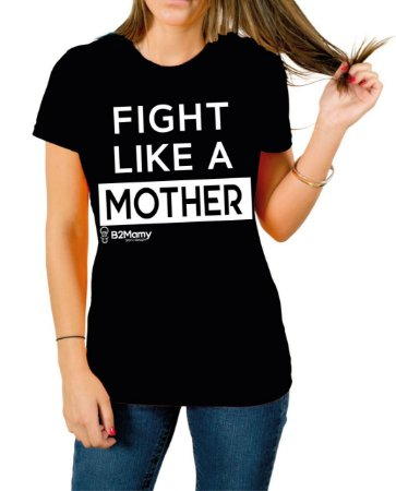 Camiseta Fight Like a Mother