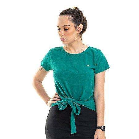 Blusa de Laço Nogah Verde