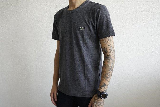 477e2585239 Camiseta Masculina Lacoste Basic 01 - Are Baba Marcas - Loja de ...