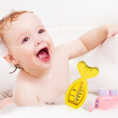 Termômetros de Água do Banho Peixe Brinquedo