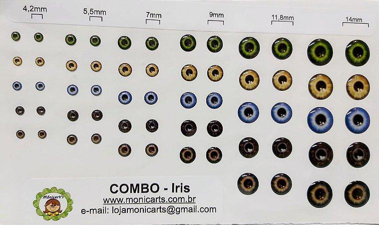 Combo-Iris