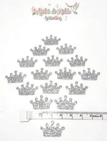Coroa em E.V.A com Glitter
