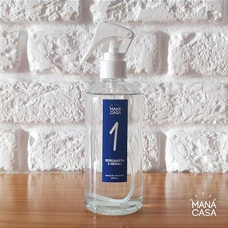 Spray de Ambiente #1 - Bergamota e Néroli