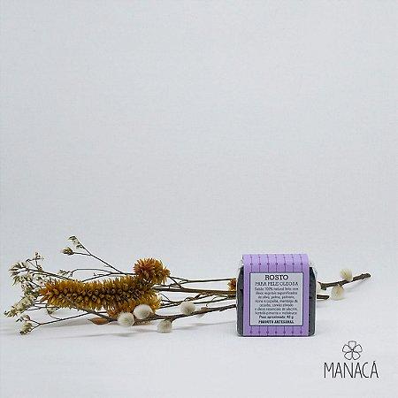 Sabão Natural - Rosto - Pele Oleosa