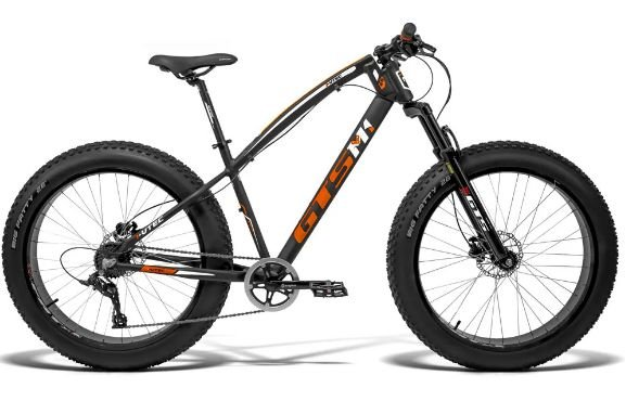 Fat Bike GTSM1 K7 11v Freio Hidraulico SHIMANO