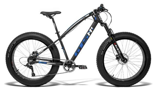 Fat Bike GTSM1 K7 11v Freio Hidraulico VELOFORCE