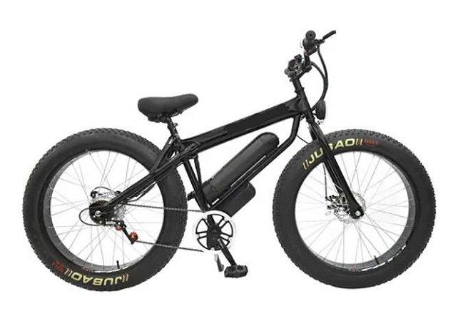 Fat Bike aro 26 Elétrica 350w