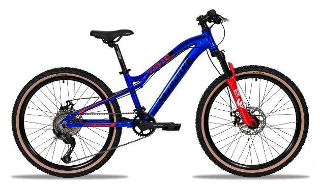 Bicicleta Redstone 24 Alpha G 9V