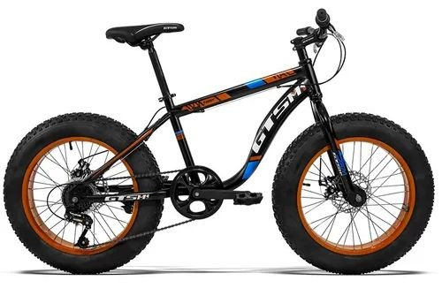 Bicicleta Fat Bike Gtsm1 New Aro 20