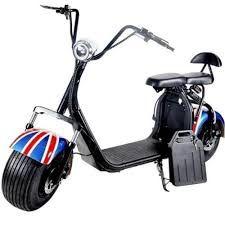 Scooter Chopper elétrica 2000w
