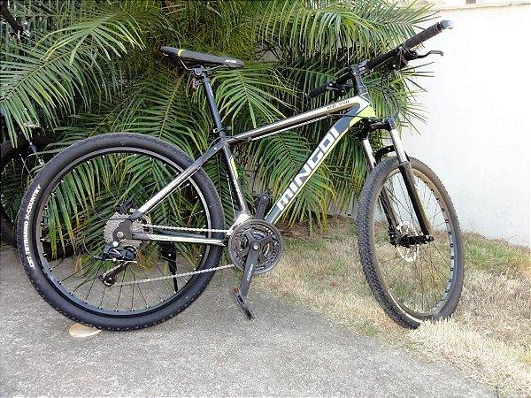 Bike Mingoi 27 marchas freio Hidráulico