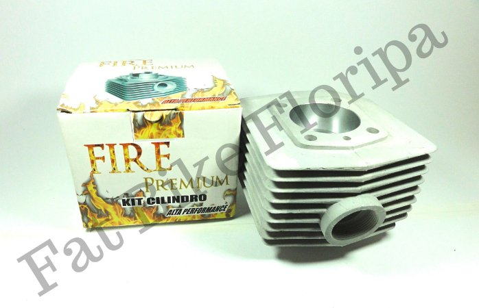 Cilindro completo 75cc fire premium