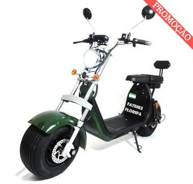 Scooter Chopper elétrica 1500w
