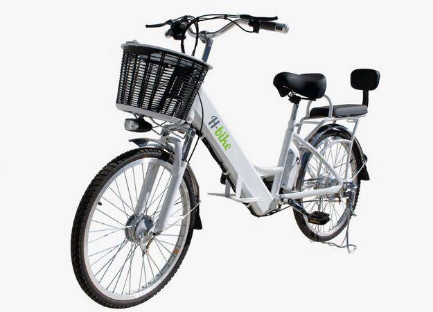 Bike Elétrica H-bike