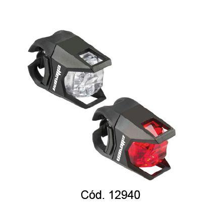 PISCA LIGHT DIANT/TRAS 1 LED