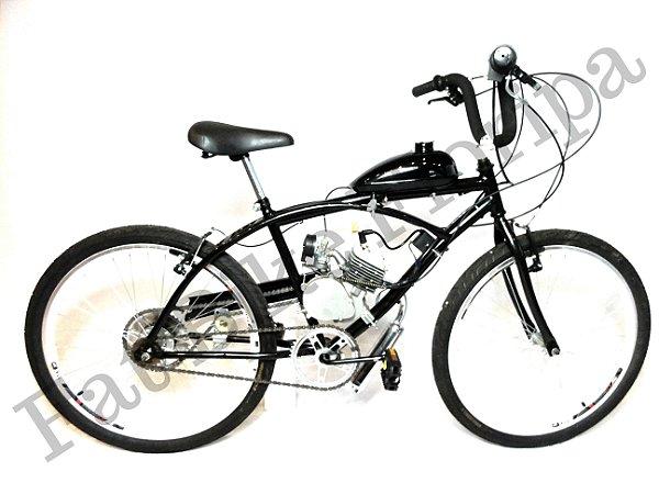 Bicicleta Caiçara com motor Moskito