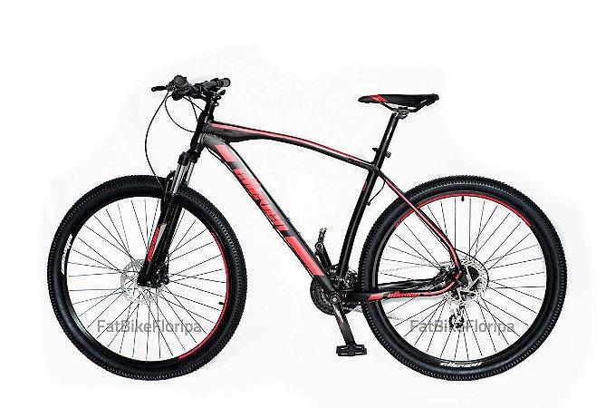 Mountain Bike Elleven rocker cambio shimano altus freio hidráulico