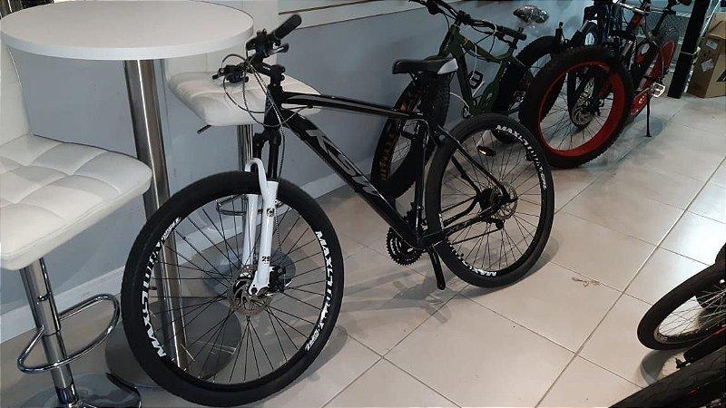 Bicicleta KSW 21 velocidades