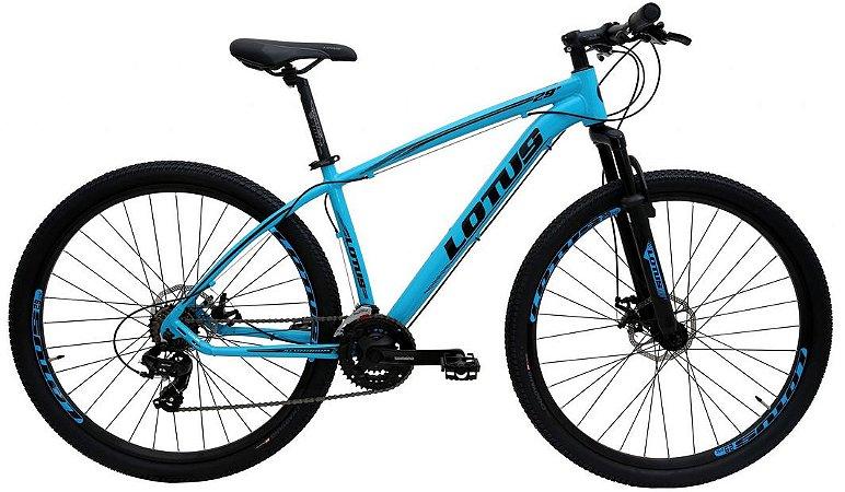 Bicicleta Lotus – ALUMINIUM