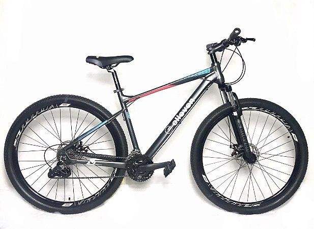 Bicicleta Elleven Gravity