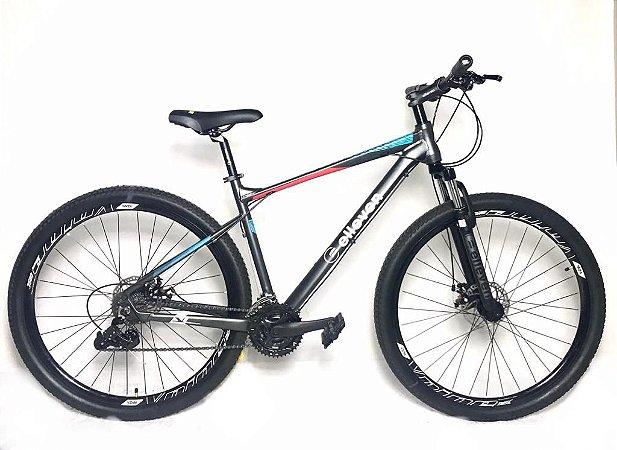 Bicicleta Elleven Gravity Freio Hidraulico