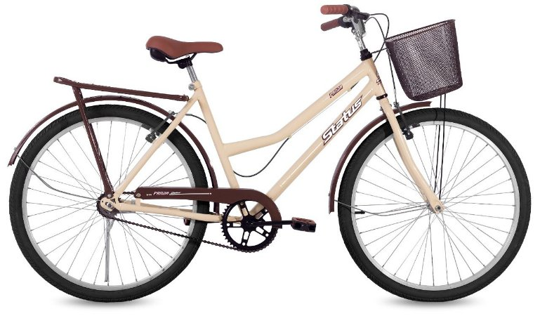 Bicicleta retrô Status Panda