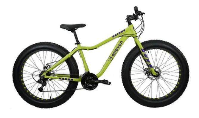 Fat Bike Aliens K7 11v Freio Mecanico