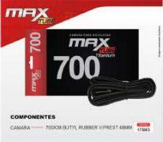 CAMARA 700X38 48MM MAX TUBE